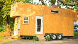 24' Custom Tiny House - Boho House by Perch & Nest