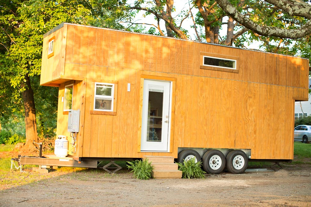 24' Custom Tiny House - Boho House by Perch & Nest