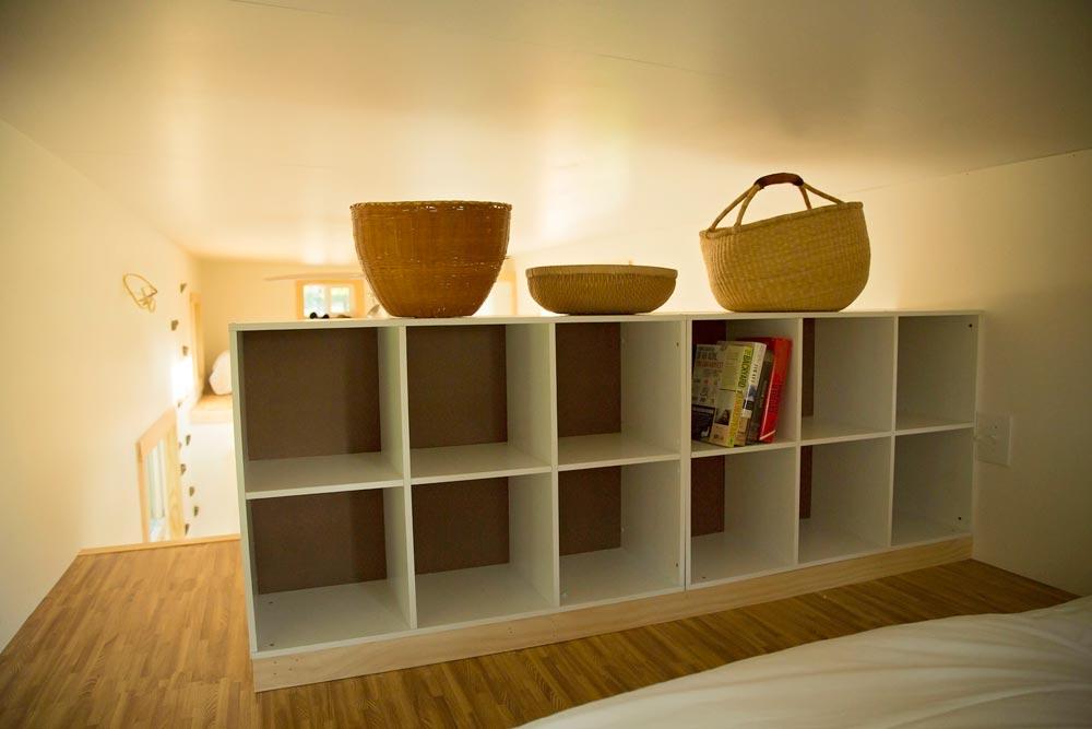 Bedroom loft storage - Boho House by Perch & Nest