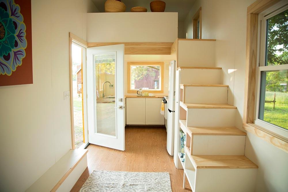 Light interior colors - Boho House by Perch & Nest