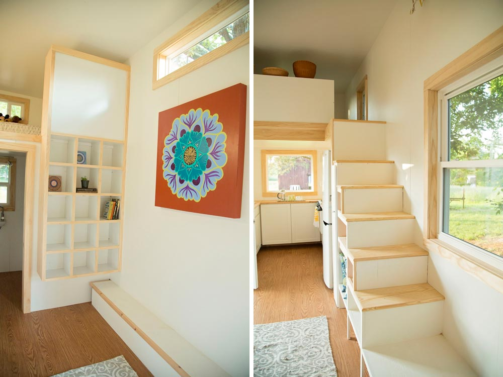 Details and stairs - Boho House by Perch & Nest