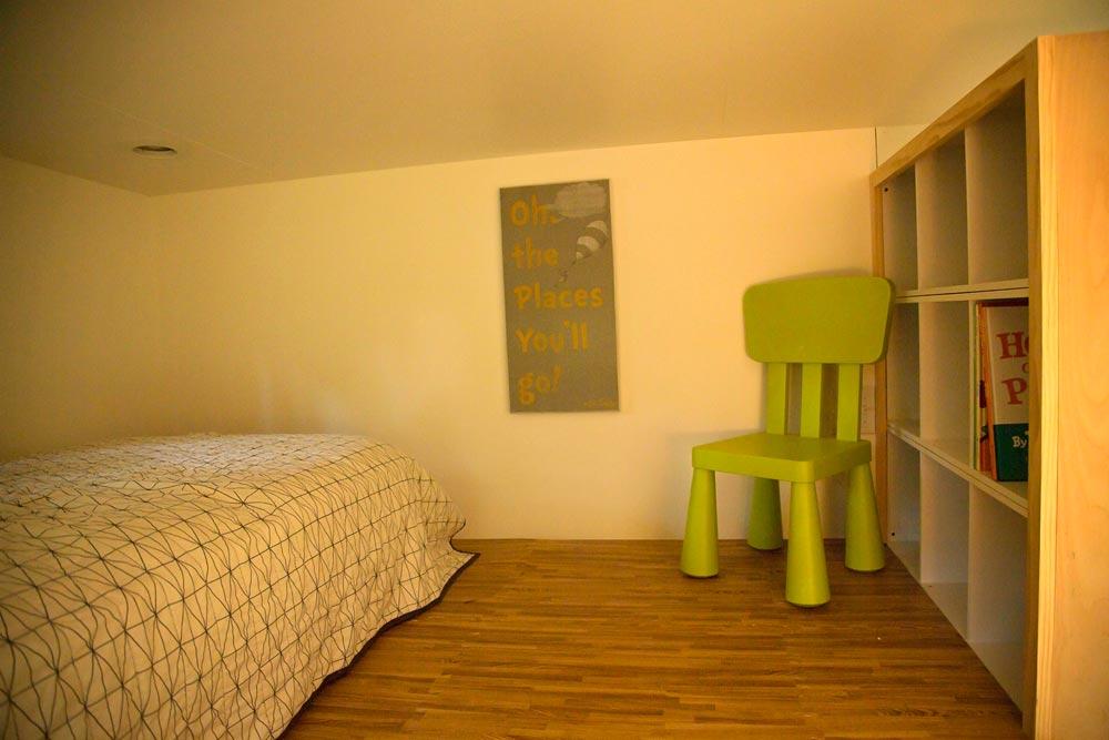 Bedroom loft detail - Boho House by Perch & Nest