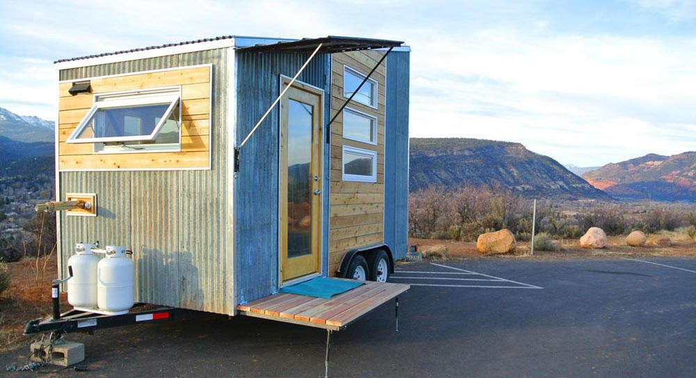Tiny House, Scenic Spot - Boulder by Rocky Mountain Tiny Houses