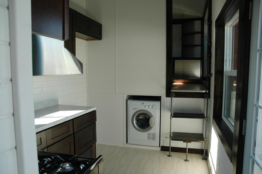 Washer/dryer combo - Carpathian by Tiny Idahomes