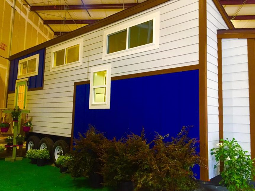 28' Tiny House - Fontana by Cornerstone Tiny Homes