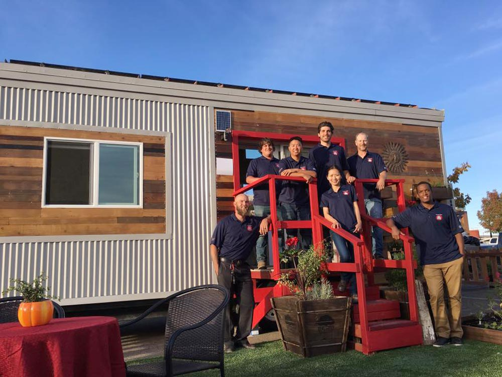 Fresno State Tiny House Team