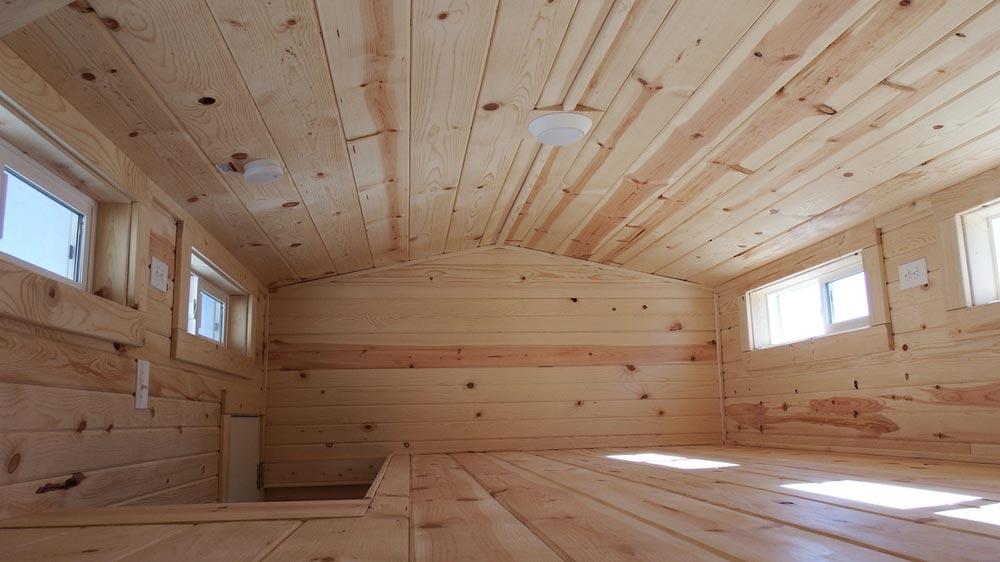 Bedroom loft - Murphy by Tiny Idahomes