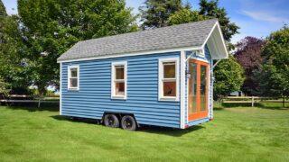 20' Tiny House w/ Metal Framing - Poco Edition by Mint Tiny Homes