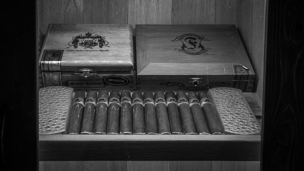 Humidor - Shangri-Little at Live A Little Chatt