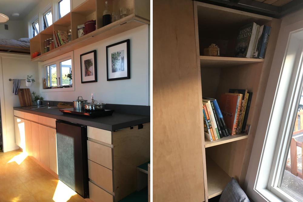 Kitchen and Shelving - The Wedge by Laney College