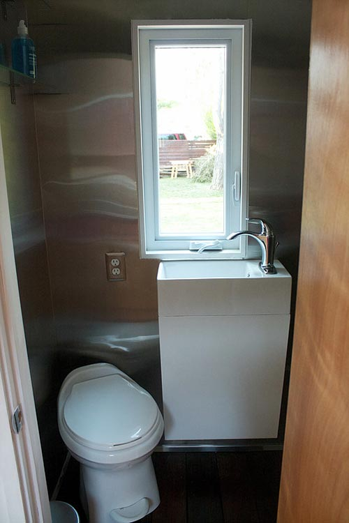 Bathroom - Liberation Tiny Homes