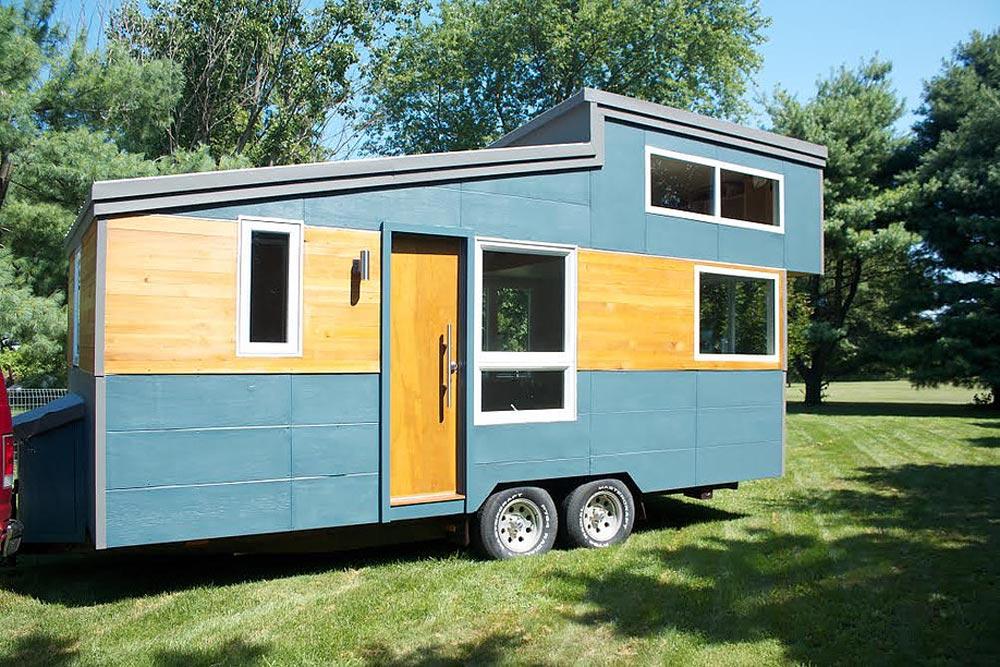 Airbnb Tiny House Rental - Liberation Tiny Homes