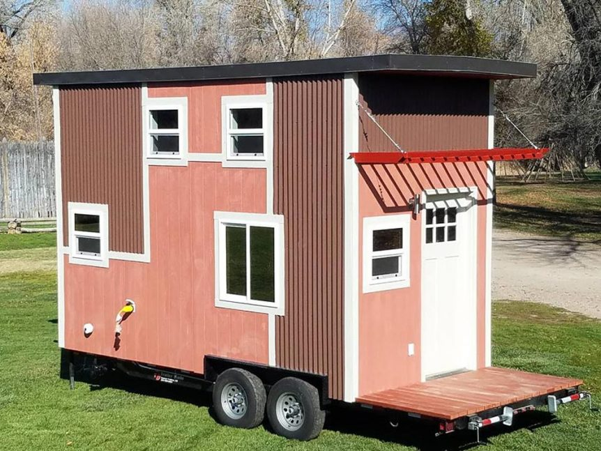 Sarah's Autistic Tiny Home by Maximus Extreme