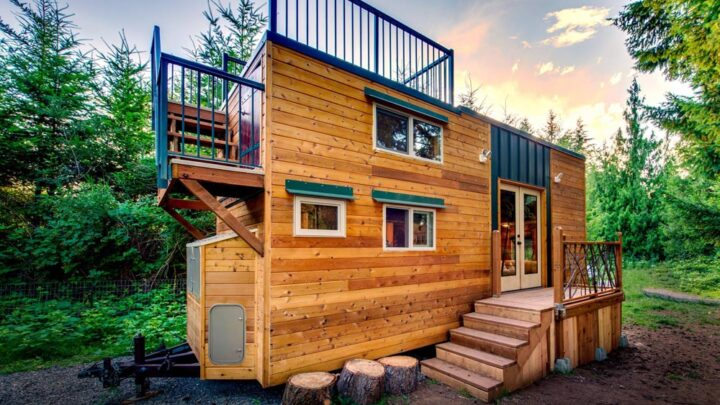 Basecamp by Backcountry Tiny Homes