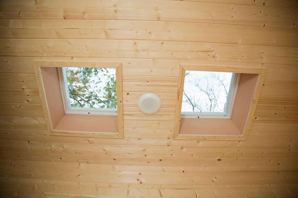 Skylights - Green Bean by Perch & Nest