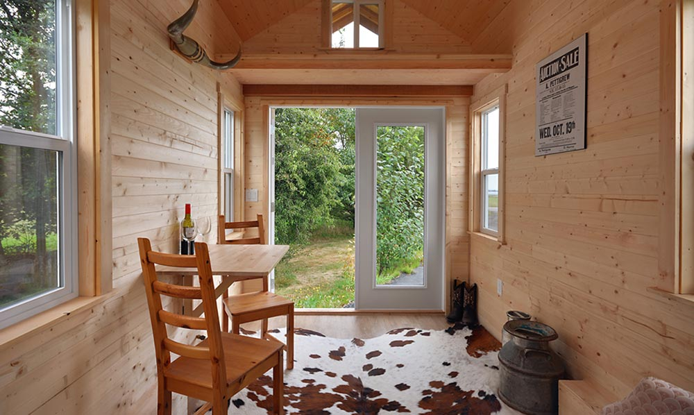 Living Room - Cabin in the Woods by Mint Tiny Homes