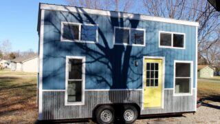 20' Tiny House - Chic Shack by Mini Mansions