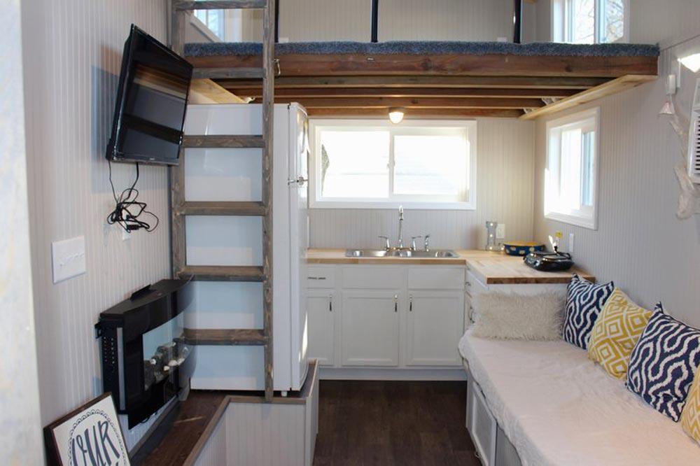 Loft Ladder - Chic Shack by Mini Mansions