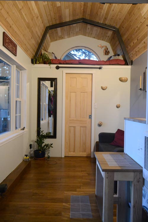 Living Room - Tiny House by Liz & Tyler Cragg