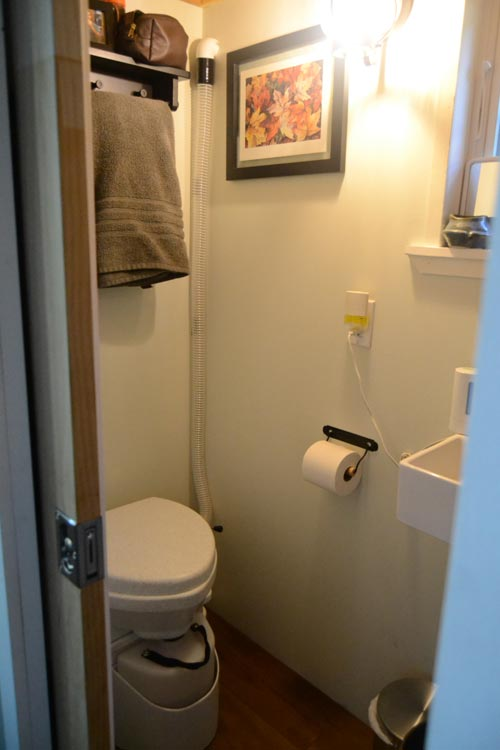 Bathroom - Tiny House by Liz & Tyler Cragg