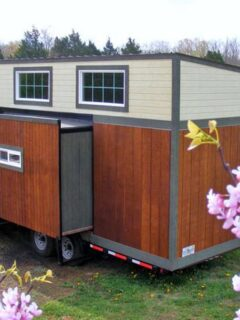 24' Tiny House - DS 400 by Tiny By Design