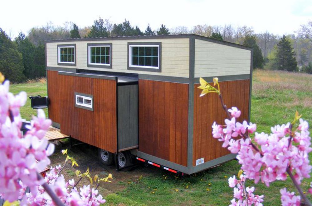 24 tiny house ds 400 by tiny by design