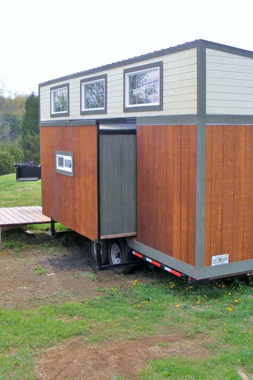 Tiny House Slide Out - DS 400 by Tiny By Design