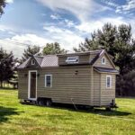 Modern Farmhouse by Liberation Tiny Homes