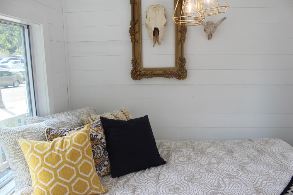 Bedroom - Tiny House Giveaway by Lamon Luther