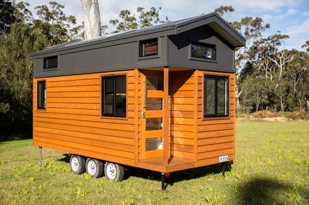 Australian Tiny House - Graduate Series by Designer Eco Homes