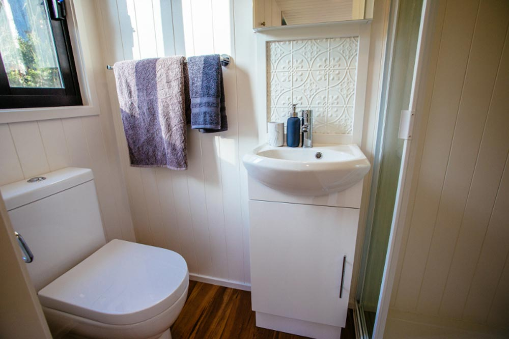 Bathroom - Graduate Series by Designer Eco Homes