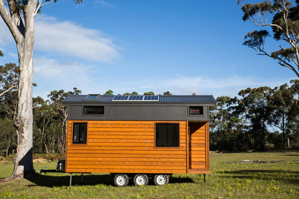 160 sq.ft. Tiny House - Graduate Series by Designer Eco Homes