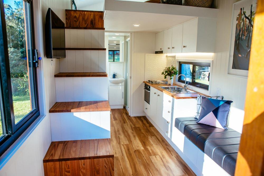 Interior View - Graduate Series by Designer Eco Homes