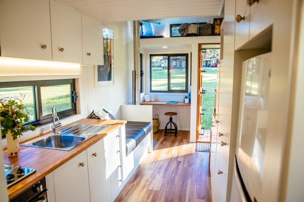 Entryway - Graduate Series by Designer Eco Homes