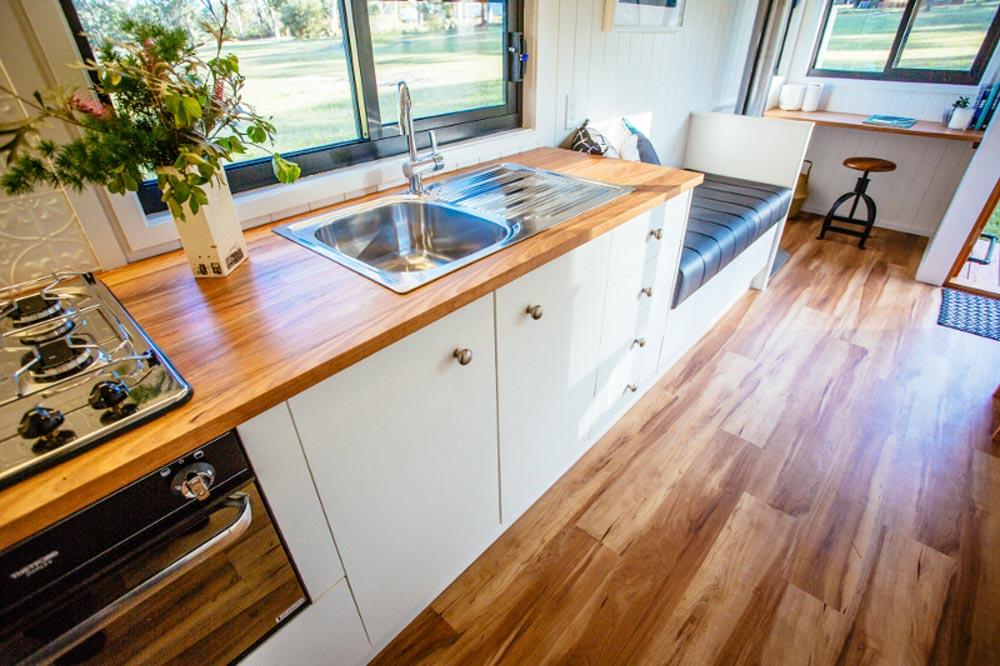 Hardwood Floors - Graduate Series by Designer Eco Homes