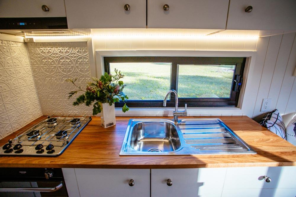 Kitchen Sink & Window - Graduate Series by Designer Eco Homes