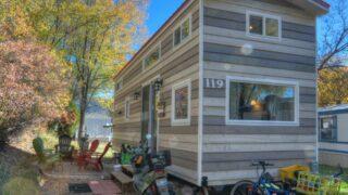 28' Custom Tiny House - Harmony Haven by Rocky Mountain Tiny Houses