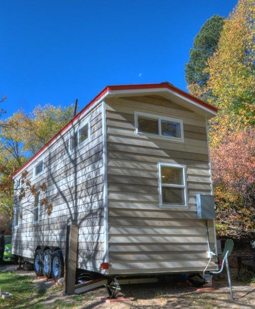 28' Tiny House - Harmony Haven by Rocky Mountain Tiny Houses