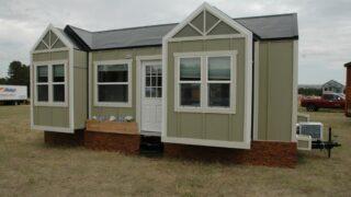 250 sq.ft. Tiny House - Jamboree by Tiny Idahomes