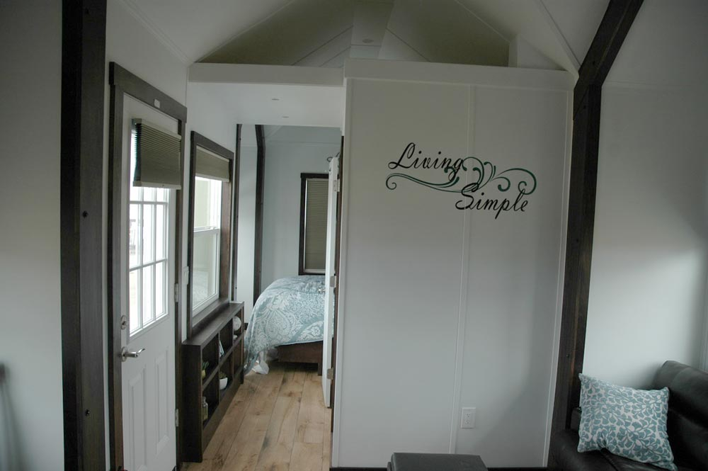 Hallway to Bedroom - Jamboree by Tiny Idahomes