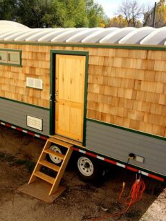 5th Wheel Tiny House by Ken Leigh