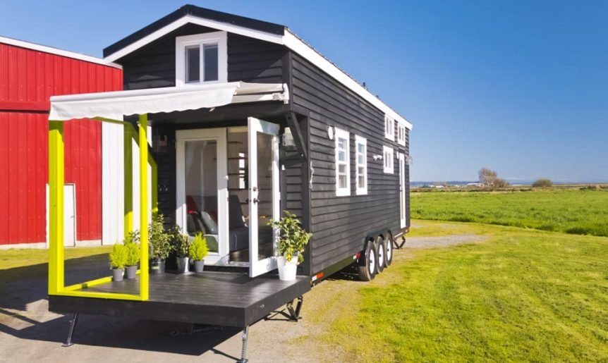 Custom Tiny by Mint Tiny Homes