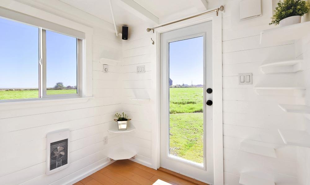 Entryway - Custom Tiny by Mint Tiny Homes