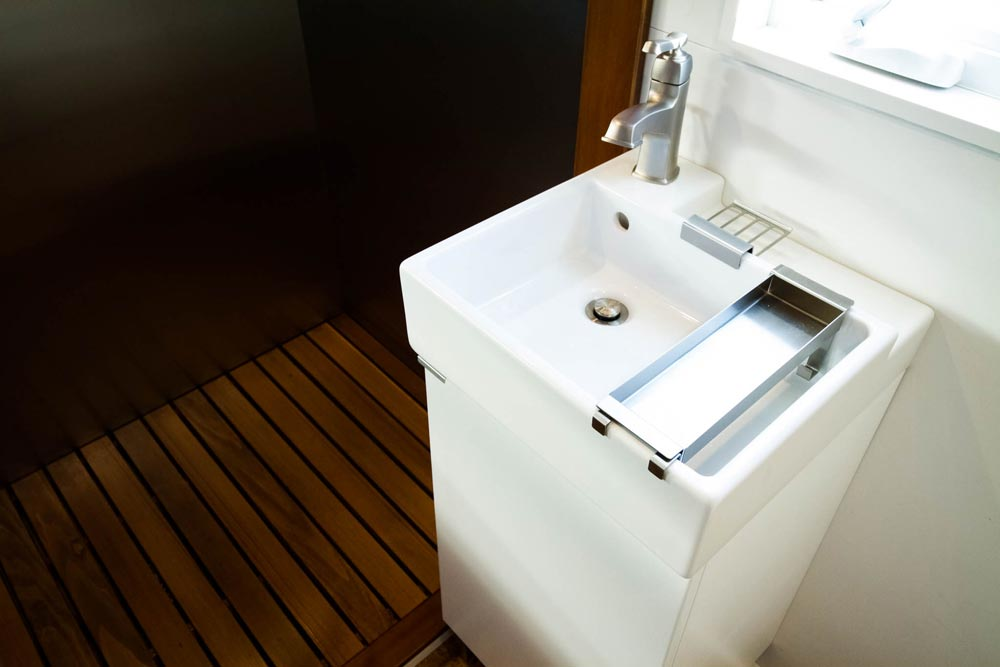 Bathroom Sink - Modern by Liberation Tiny Homes