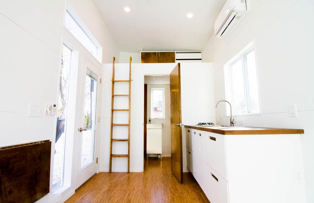 Interior View - Modern by Liberation Tiny Homes