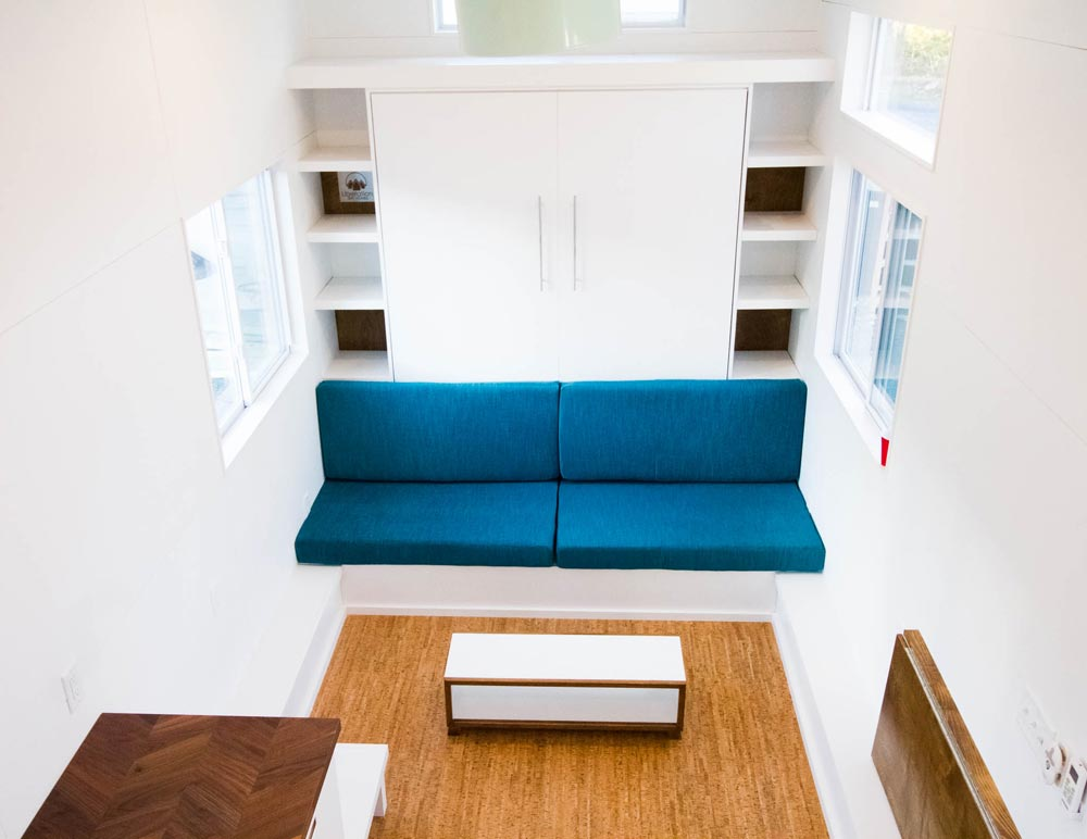 Convertible Sofa Bed - Modern by Liberation Tiny Homes