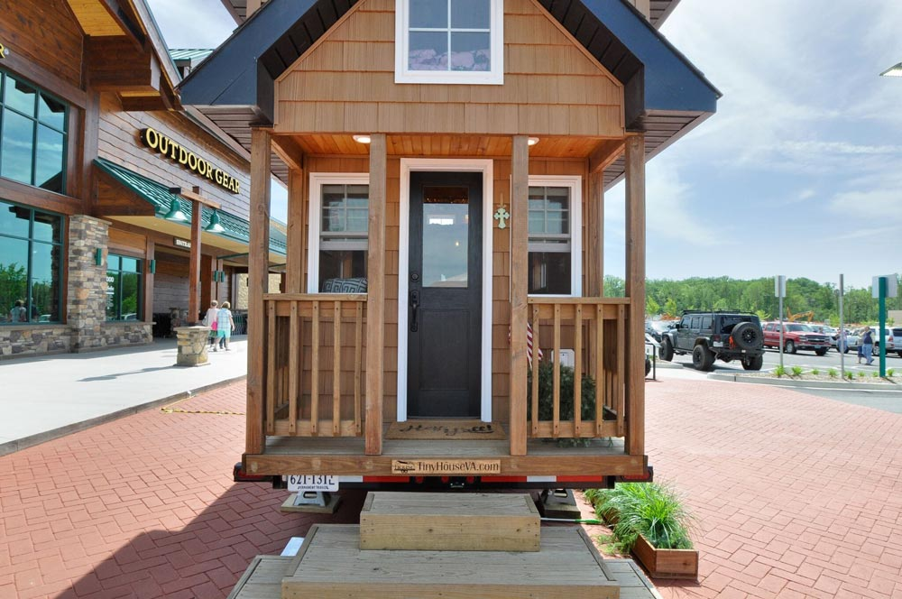 The Mountaineer by Tiny House Building Company