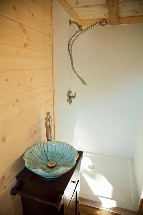 "36"" Shower - Peponi by Perch & Nest"