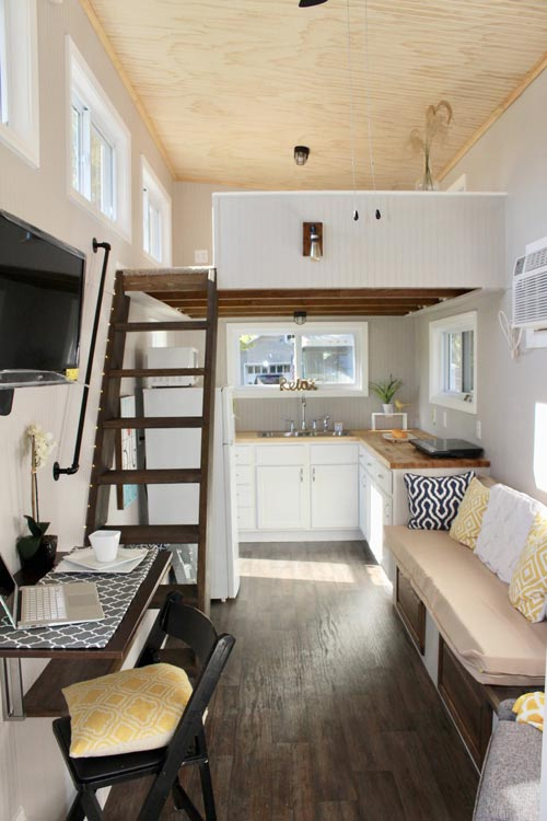 Main Living Area - Relax Shack by Mini Mansions