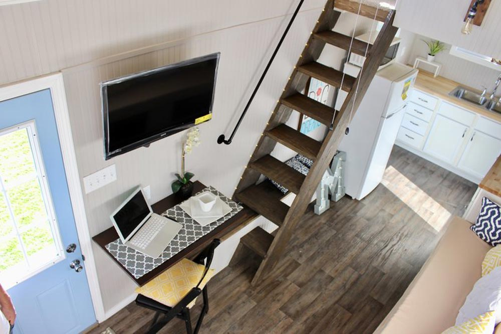 Fold Down Desk - Relax Shack by Mini Mansions